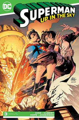 Superman: Up In The Sky (Comic Book) #3