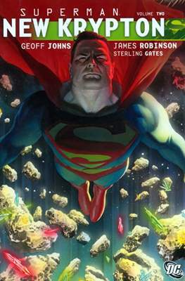 Superman New Krypton (Hard Cover 176 pages) #2