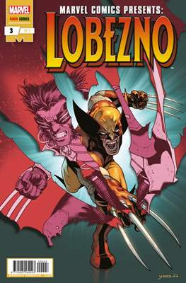 Marvel Comics Presents: Lobezno (2020) #3