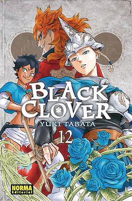 Black Clover (Rústica con sobrecubierta) #12