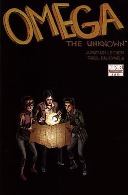 Omega The Unknown Vol. 2 (comic book) #8