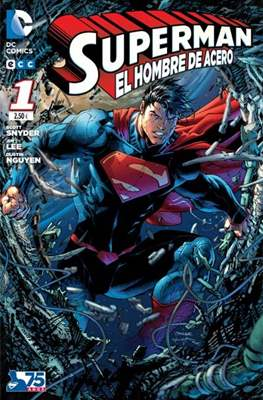 Superman: El hombre de acero (2013-2015) #1