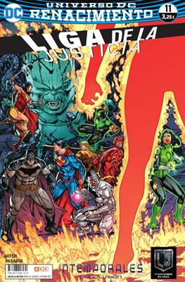 Liga de la Justicia. Nuevo Universo DC / Renacimiento (Grapa) #66/11