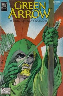 Green Arrow (1989) #10