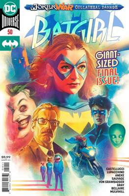 Batgirl Vol. 5 (2016-2020) (Comic Book) #50