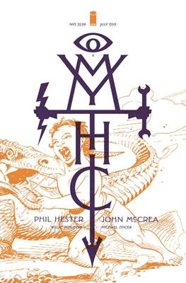 Mythic (Comic-book) #3