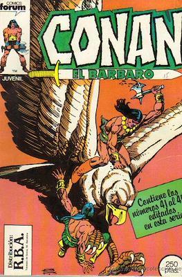 Conan el Bárbaro Vol.1 #9