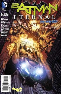 Batman Eternal (2014-2015) (Comic-Book) #3