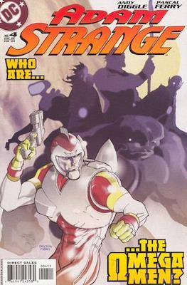 Adam Strange Vol. 2 (2004-2005) #4