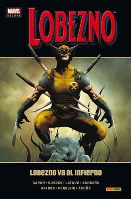 Lobezno. Marvel Deluxe (Cartoné) #6