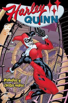 Harley Quinn de Karl Kesel y A.J. Lieberman (Cartoné 192 pp) #1