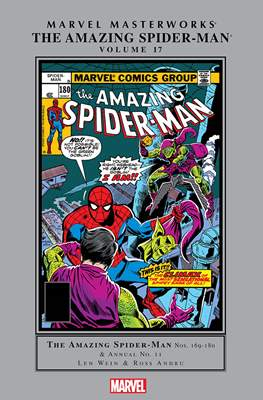 Amazing Spider-Man Marvel Masterworks #17