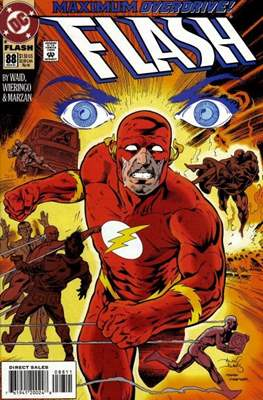 The Flash Vol. 2 (1987-2006) (Comic Book) #88