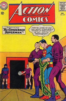 Action Comics Vol. 1 (1938-2011; 2016-) (Comic Book) #319