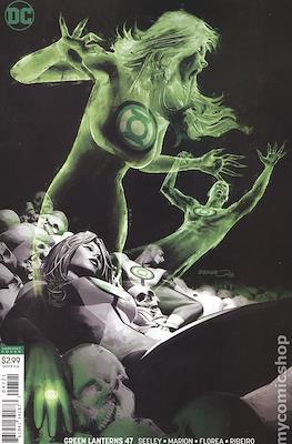 Green Lanterns (Vol. 1 2016-... Variant Covers) #47