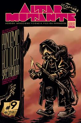 Altar Mutante (Fanzine) #9