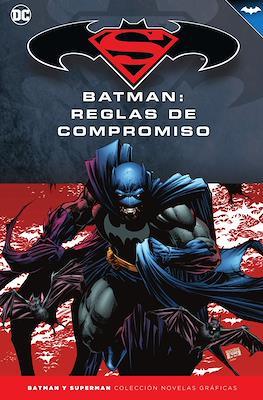 Batman y Superman. Colección Novelas Gráficas (Cartoné) #66