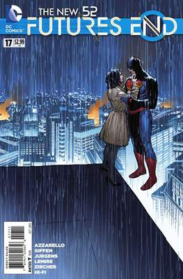 The New 52: Futures End (Comic-Book) #17