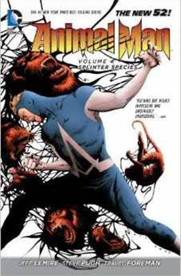 Animal Man Vol. 2 (Rústica) #4