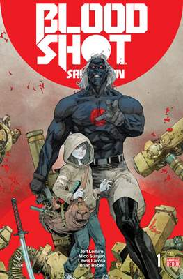 Bloodshot Salvation (Variant Covers)