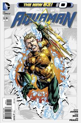 Aquaman Vol. 7 (2011-2016) #0