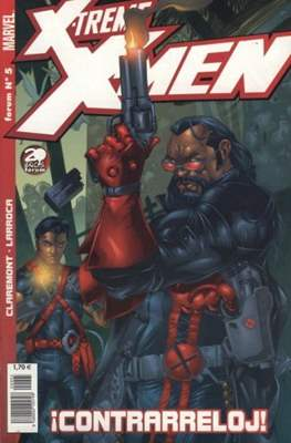 X-Treme X-Men (2002-2005) (Grapa) #5