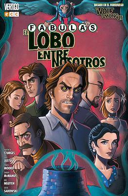 Fábulas: El Lobo entre nosotros (Rústica 224 pp) #2