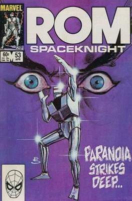 Rom SpaceKnight (1979-1986) #53