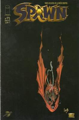Spawn Vol. 1 (Grapa 24-48 pp) #71