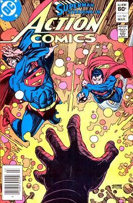 Action Comics Vol. 1 (1938-2011; 2016-) (Comic Book) #541