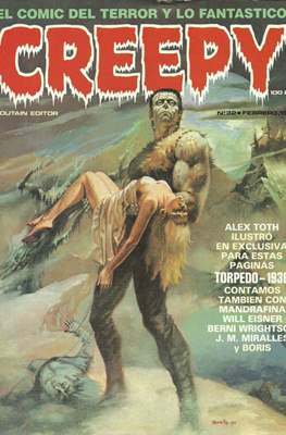 Creepy (Grapa, 1979) #32