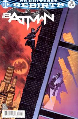 Batman Vol. 3 (2016- Variant Covers) (Comic Book) #31.1