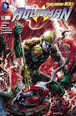 Aquaman Vol. 7 (2011-2016) (Digital) #11