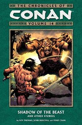 The Chronicles of Conan the Barbarian (Paperback) #14