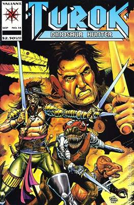 Turok: Dinosaur Hunter (1993-1996) (Grapa) #14