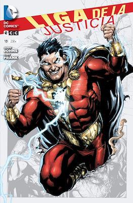 Liga de la Justicia. Nuevo Universo DC / Renacimiento (Grapa) #13