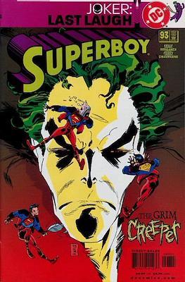 Superboy Vol. 4 (Comic Book) #93