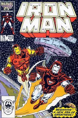 Iron Man Vol. 1 (1968-1996) (Comic book) #215