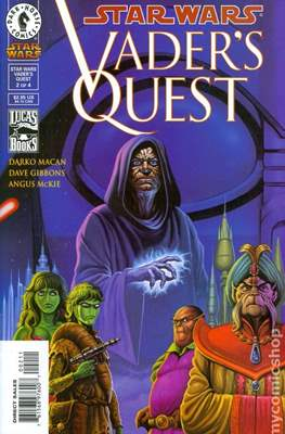 Star Wars - Vader's Quest (1999) (Comic Book) #2