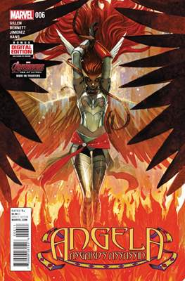 Angela: Asgard's Assassin Vol 1 (Comic book) #6