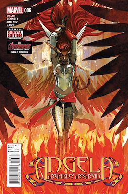 Angela: Asgard's Assassin Vol 1 #6