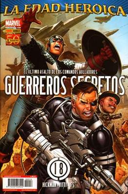 Guerreros secretos (2009-2012) (Grapa) #18