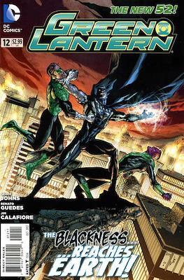 Green Lantern Vol. 5 (2011-2016) (Comic book) #12