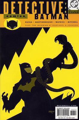 Detective Comics Vol. 1 (1937-2011; 2016-) (Comic Book) #746