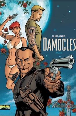 Damocles - Integral (Cartoné 224 pp) #