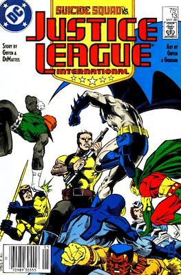 Justice League / Justice League International / Justice League America (1987-1996) (Comic-Book) #13