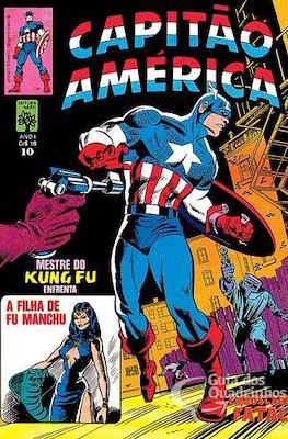 Capitão América #10