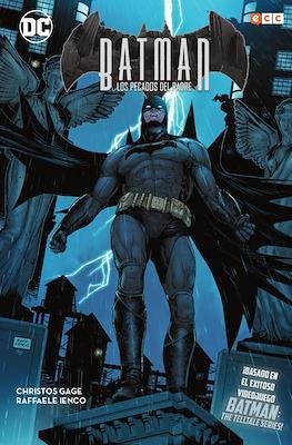 Batman: Los pecados del padre (Rústica 144 pp) #