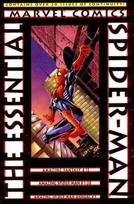 Essential The Amazing Spider-Man