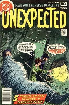 The Unexpected (Comic Book) #187